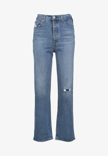 Straight leg jeans - jive beats
