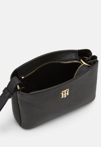 Tommy Hilfiger - CHARMING CROSSOVER - Across body bag - black - 2