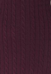 Glamorous Petite - LADIES DRESS  - Jumper dress - plum purple - 2