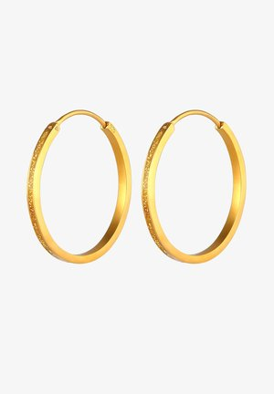HOOPS CLASSIC - Korvakorut - gold