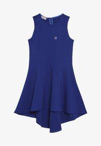 Pinko Up - PSICOLOGO ABITO - Jersey dress - royal blue - 2