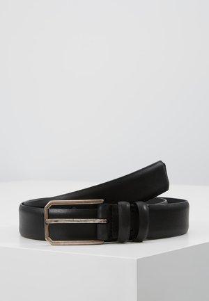DIAMOND BELT - Belt - black