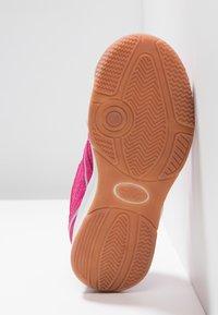 LICO - BOULDER - Trainers - pink/türkis - 5
