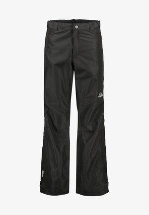 CARLOW II - Trousers - black