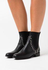L37 - ROCK`N ME - Classic ankle boots - black - 0