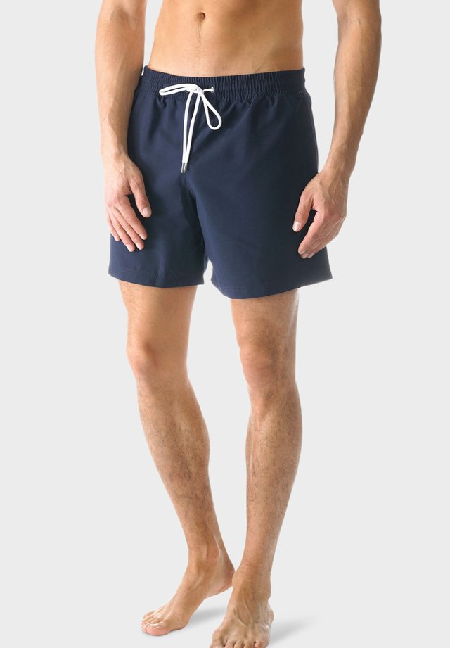 Swimming shorts - yacht blue
