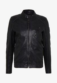 Belstaff - RACER - Leather jacket - black - 5
