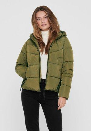Winter jacket - beech
