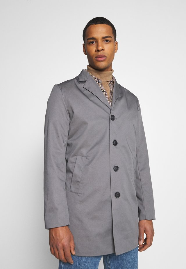 TRANS COAT - Cappotto corto - grey