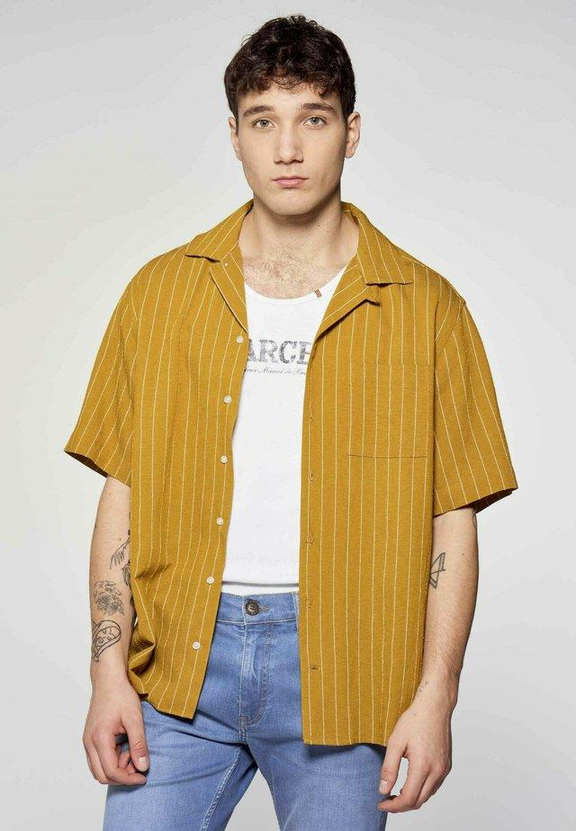 Shirt - ochre
