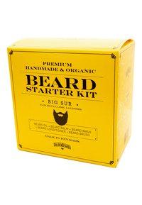 Golden Beards - COMBO GIFT SET - Rakset - big sur - 1