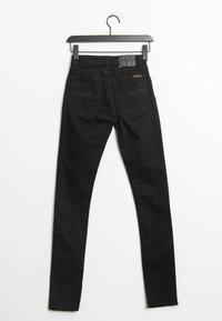 Nudie Jeans - Jeans Skinny Fit - black - 1