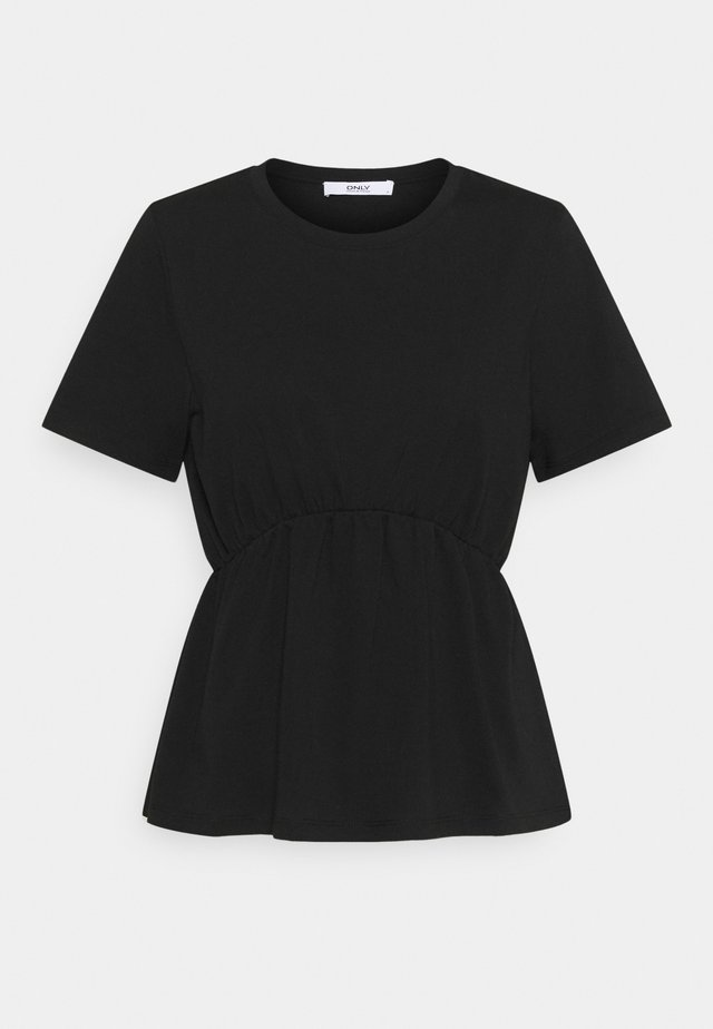ONLANDRE DETAIL - T-shirts print - black