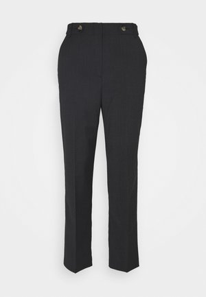 PANTS - Trousers - anthracite
