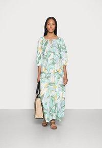 s.Oliver - Maxi dress - ocean green - 1