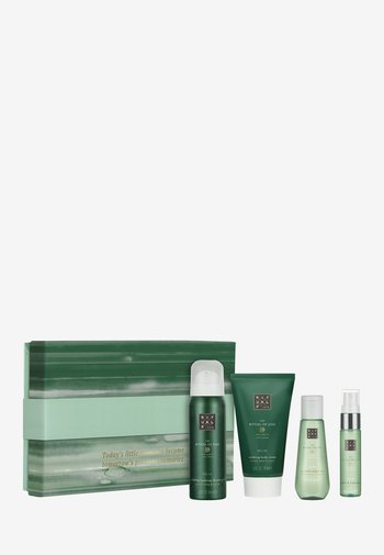 THE RITUAL OF JING - SMALL GIFT SET 2021 - Bath and body set - -