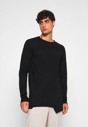 RUTLAND - Pullover - black
