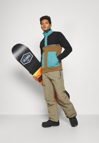 Volcom - GORETEX PANT - Snow pants - teak - 1