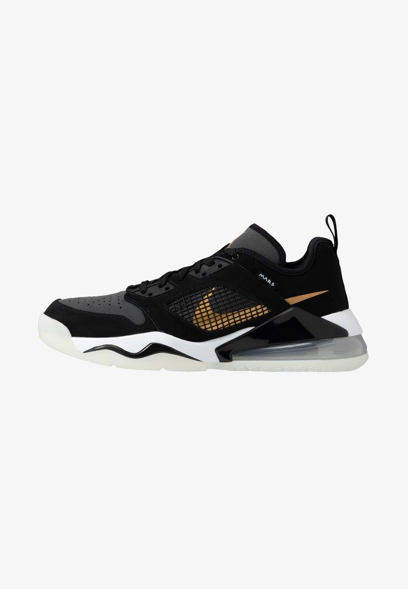 Jordan - MARS 270  - Basketball shoes - black/metallic gold/dark smoke grey/white/pure platinum