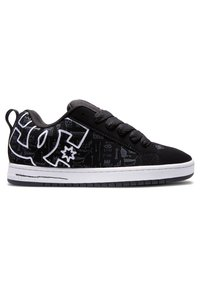 DC Shoes - Sneakers basse - black print - 4