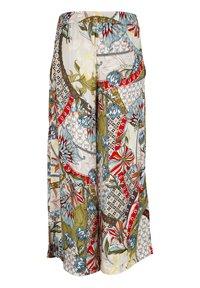 Alba Moda - Trousers - off white grün blau - 6