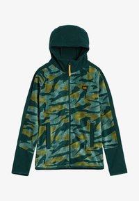 O'Neill - Fleece jacket - green aop - 0