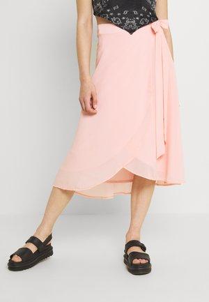 LILA SKIRT - Wrap skirt - pink