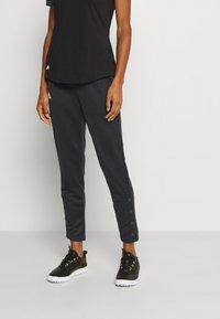 adidas Golf - Spodnie materiałowe - black - 0