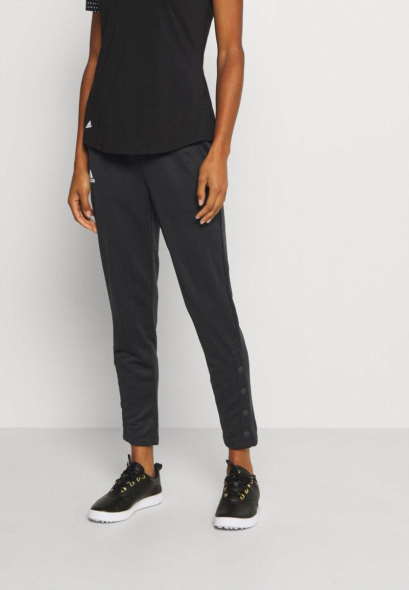 adidas Golf - Spodnie materiałowe - black