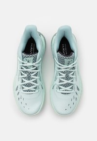 Under Armour - HOVR HAVOC 3 - Basketball shoes - seaglass blue - 3