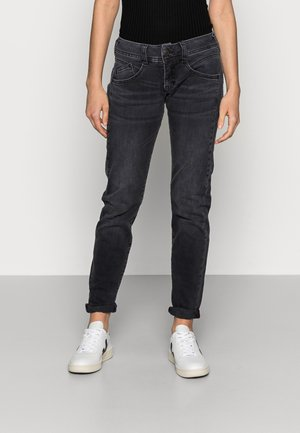 Slim fit jeans - inox