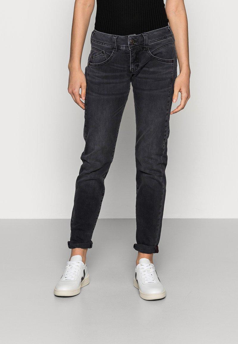 Herrlicher - Slim fit jeans - inox
