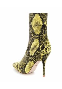 PRIMA MODA - VELLETRI  - High heeled ankle boots - yellow - 2