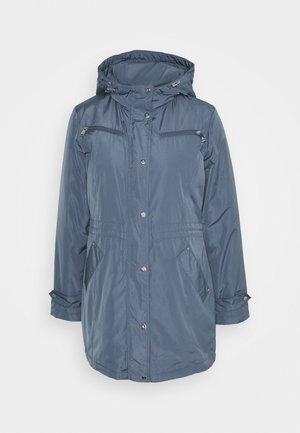 FAUX MEMORY ANORAK  - Lett jakke - slate blue