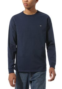 Vans - MN OFF THE WALL CLASSIC LS - Long sleeved top - dress blues - 0