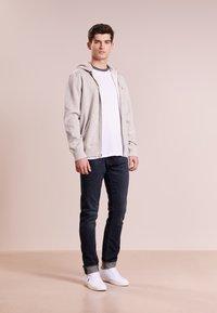 Polo Ralph Lauren - HOOD - Zip-up hoodie - light grey - 1