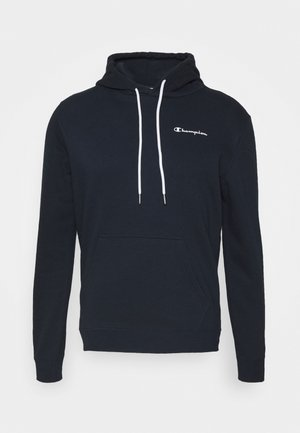 LEGACY HOODED - Sweat à capuche - navy