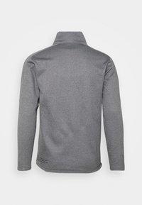 Puma Golf - FIRST MILE FLASH ZIP - Sweatshirt - quiet shade heather - 1