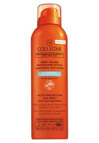 Collistar - ACTIVE PROTECTION SUN SPRAYSPF50+ - Sun protection - - - 0