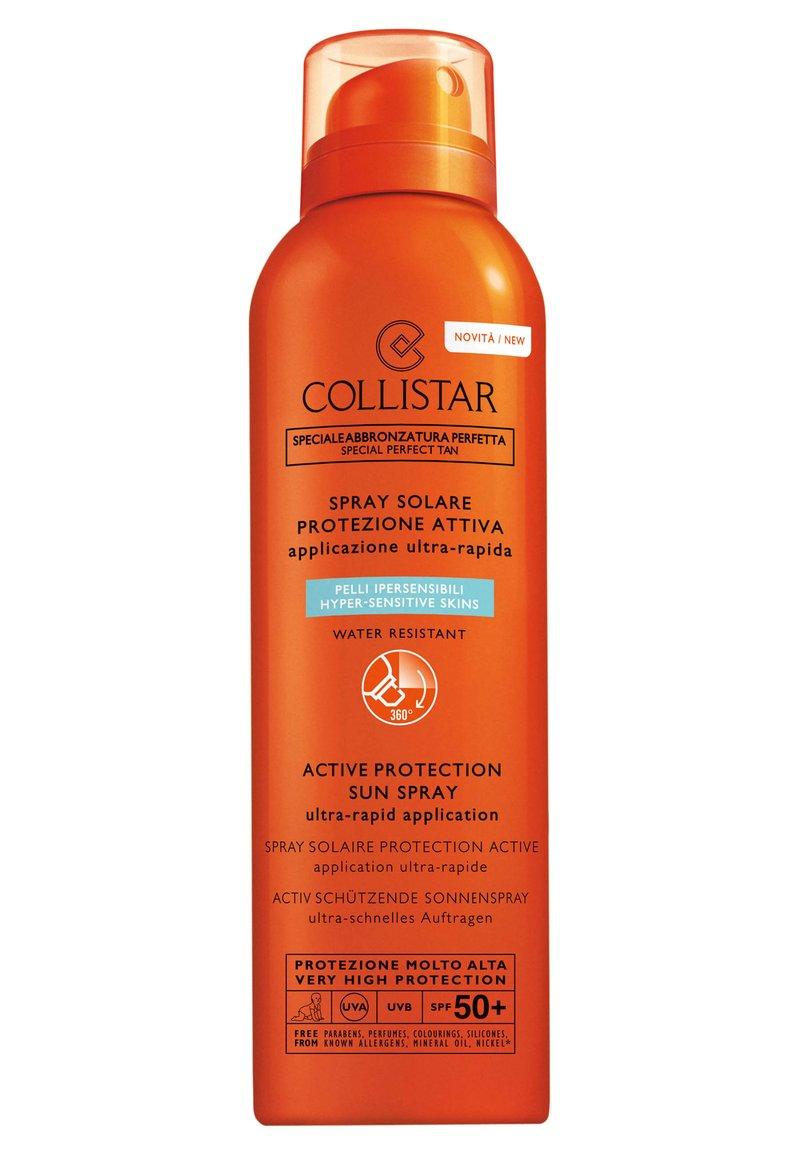 Collistar - ACTIVE PROTECTION SUN SPRAYSPF50+ - Sun protection - -