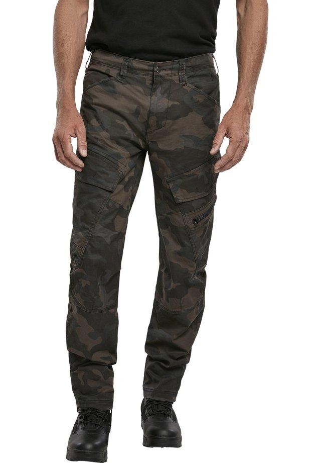 ACCESSOIRES ADVEN  - Pantaloni cargo - darkcamo
