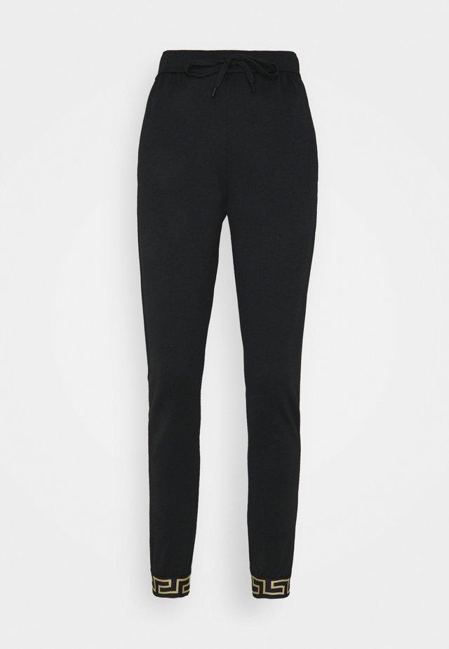 PANTS - Spodnie od piżamy - black