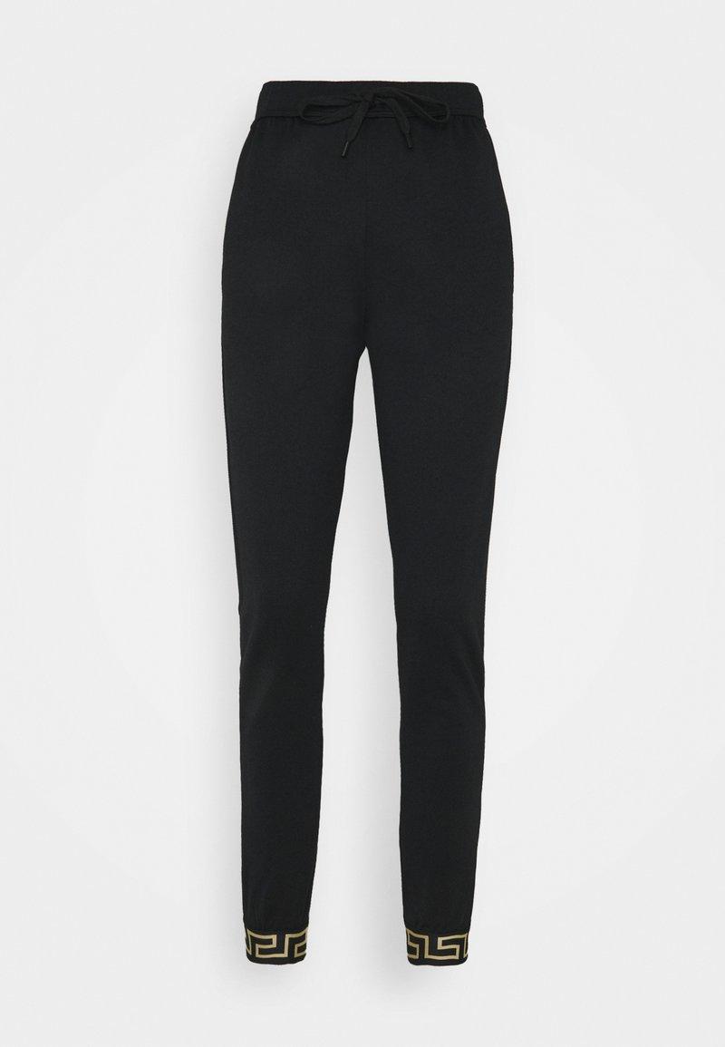 Versace - PANTS - Pyjama bottoms - black