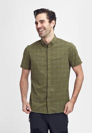 Overhemd - iguana/olive