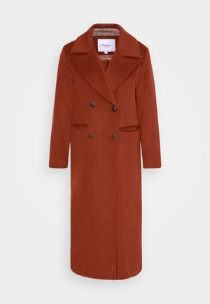 MARA - Zimní kabát - tobacco