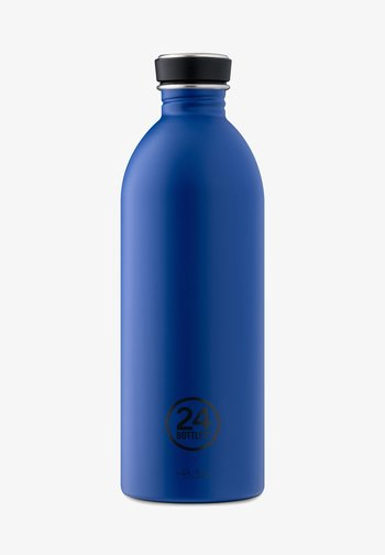 TRINKFLASCHE URBAN BOTTLE CHROMATIC HOT RED - Other accessories - gold blue