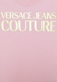 Versace Jeans Couture - LADY  - Print T-shirt - pink confetti - 7