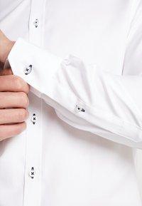 Bruun & Stengade - MARK - Camicia elegante - white - 4