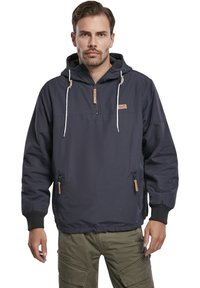 Brandit - HERREN LUKE WINDBREAKER - Windbreaker - navy - 0