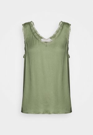 ALENA - Blouse - oil green